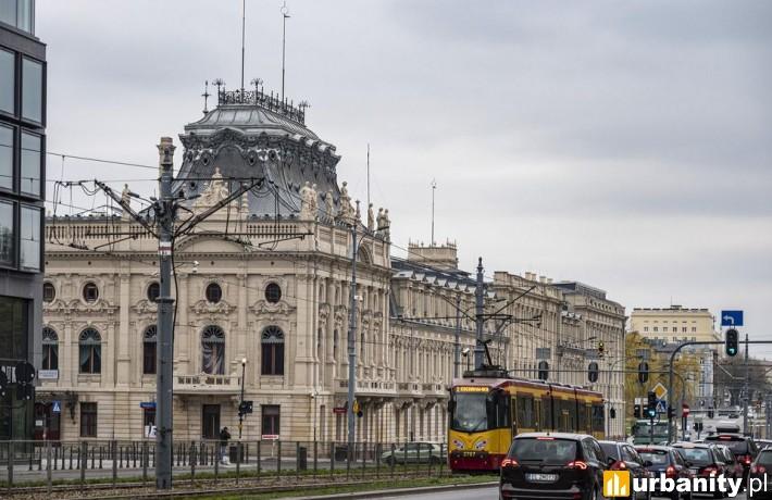 Pałac Izraela Poznańskiego - remont 2020 r. (fot. UMŁ)