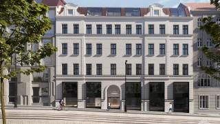 Projekt inwestycji Podgórna 9 w Poznaniu