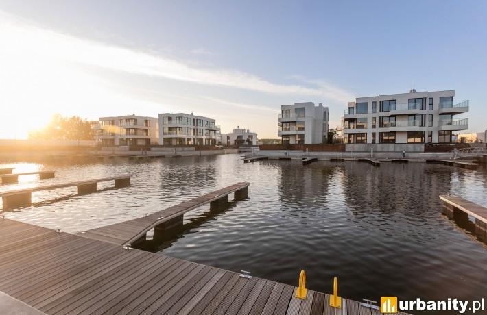 I etap budowy luksusowego kompleksu Sol Marina już gotowy