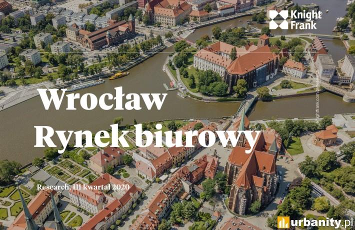 Rynek biurowy we Wrocławiu