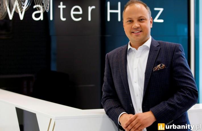 Bartłomiej Zagrodnik, Managing PartnerCEO w Walter Herz