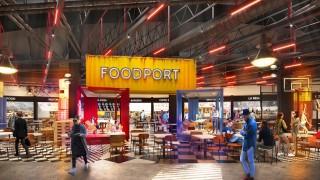 Foodport w centrum handlowym Galaxy w Szczecinie