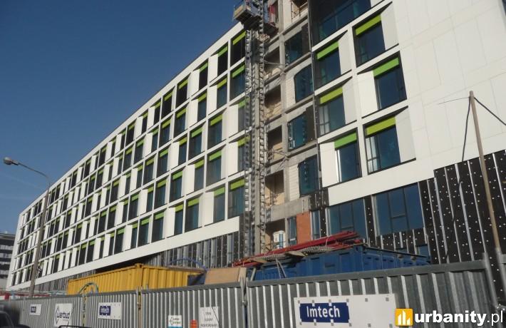 Budowa szpitala pediatrycznego WUM
