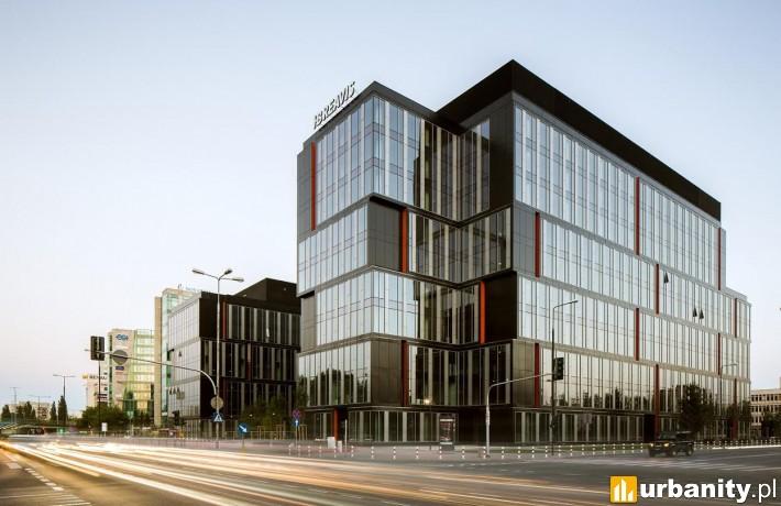 Biurowiec przy ulicy Postępu 14 w Warszawie