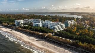 Dobiega końca budowa kompleksu Dune Resort w Mielnie