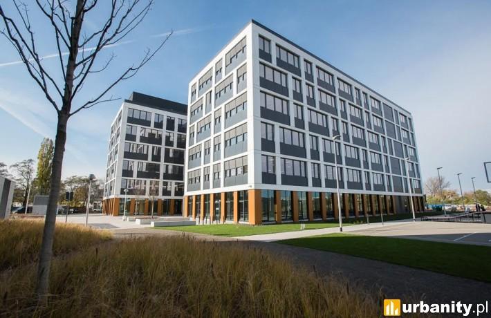 I etap Wrocław Business Garden