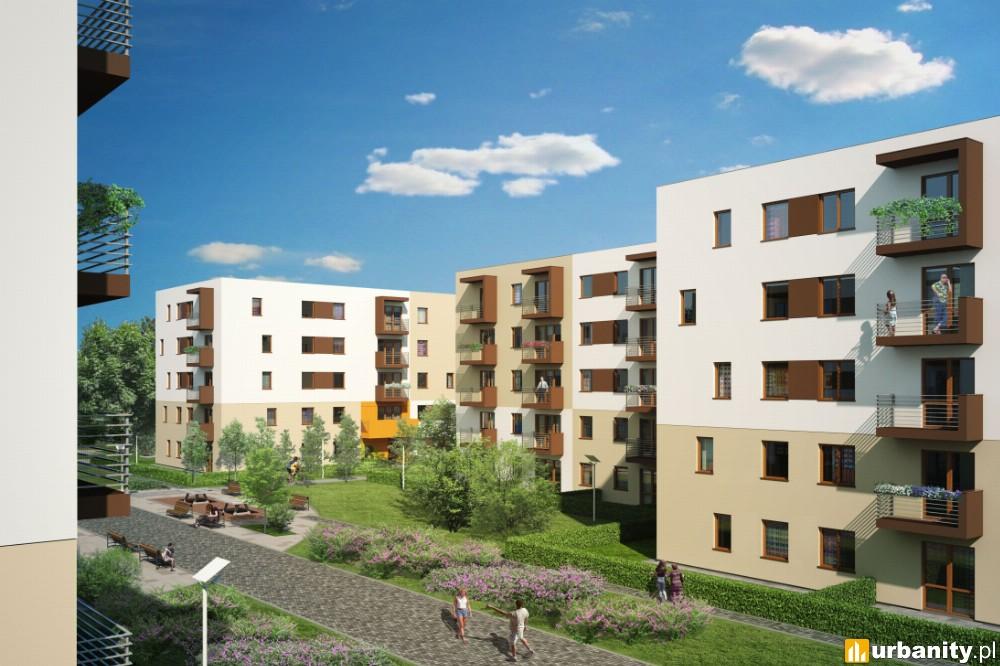 Rusza budowa kompleksu mieszkaniowego Aleksandria