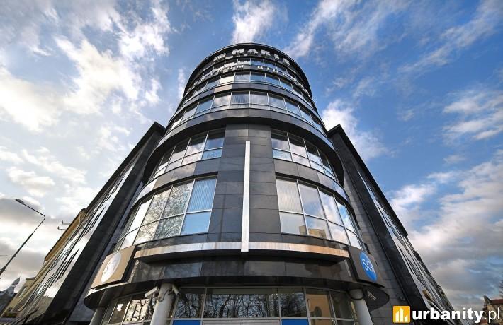Centrum Biurowe Maris w Szczecinie