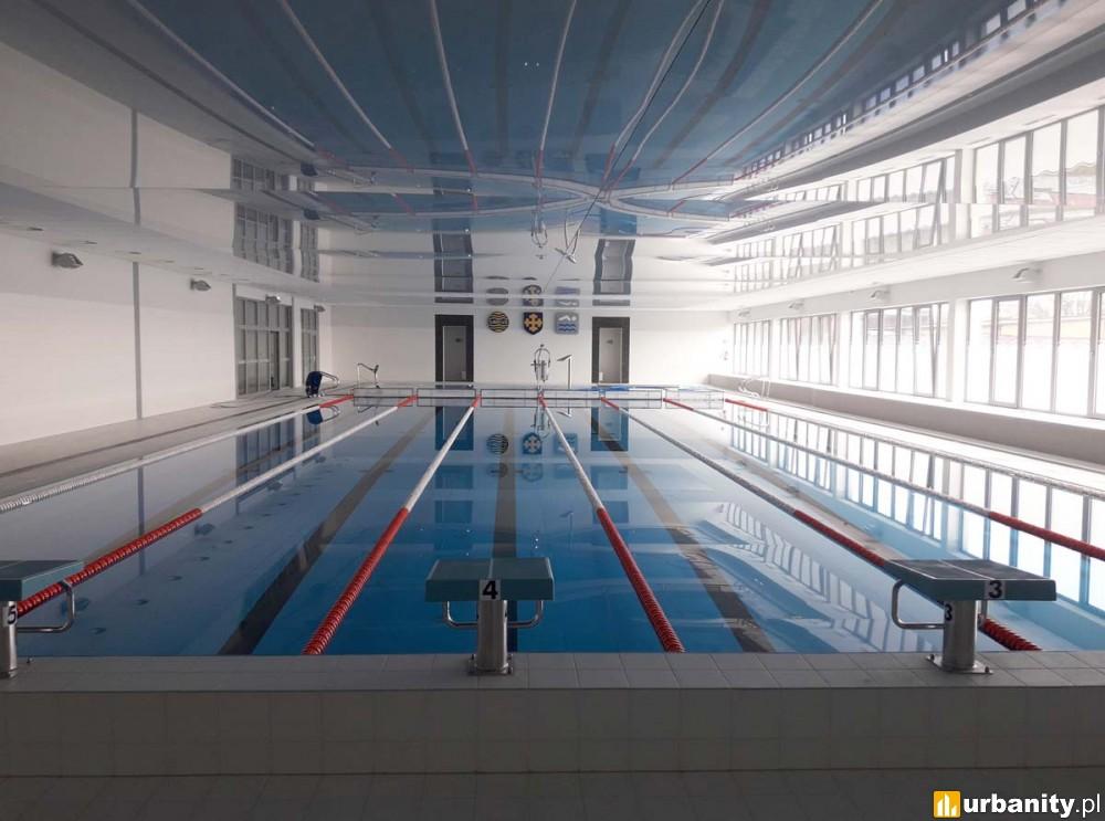 Oddano do użytku krytą pływalnię w Słupcy