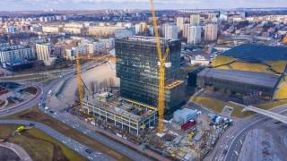 .KTW II w budowie - luty 2020 roku.