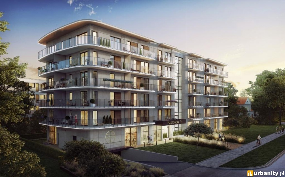 Krakowski apartamentowiec z finansowaniem