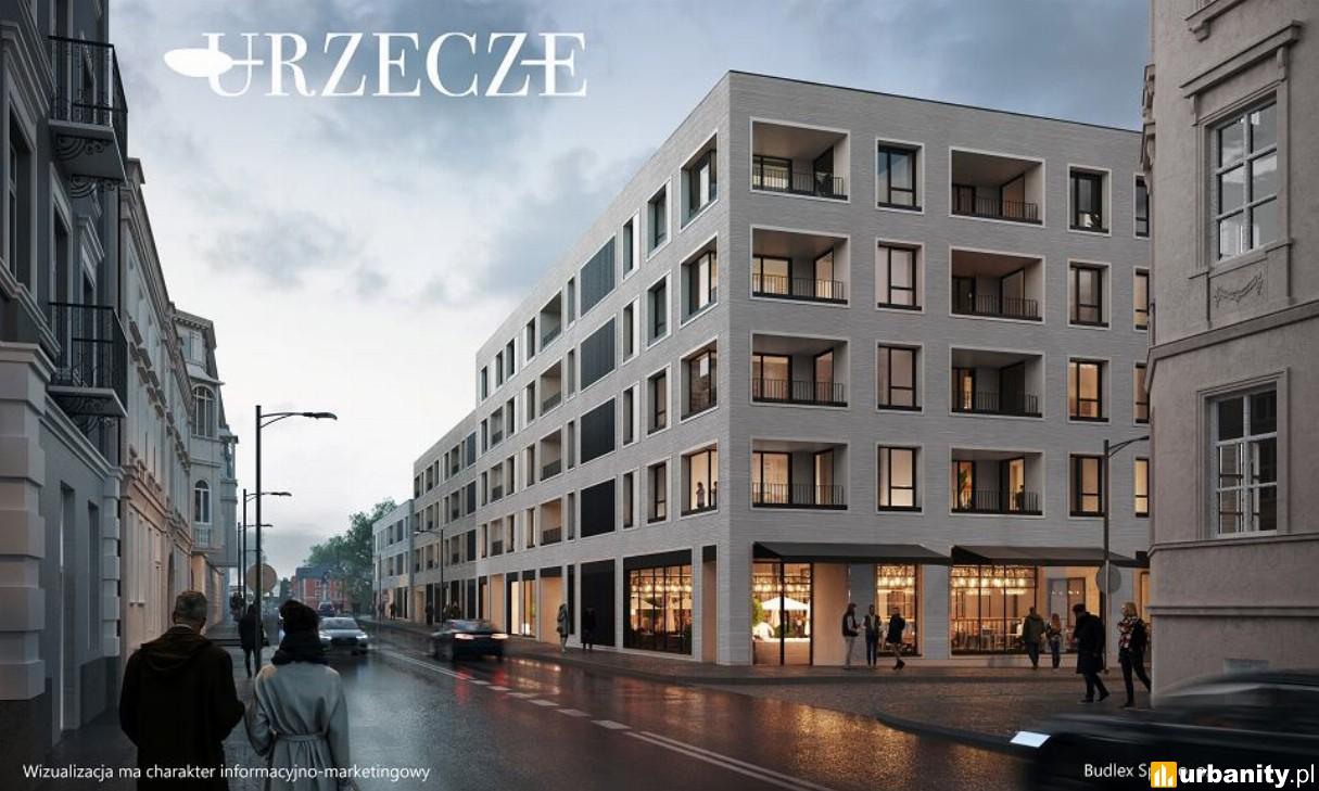 Jest wykonawca budynku mieszkalnego nad rzeką Brdą w Bydgoszczy