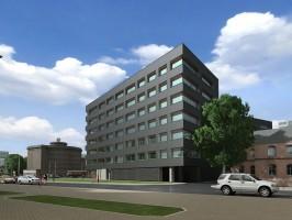 wizualizacje Verity Business Centre