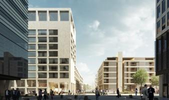 wizualizacje Gdynia Waterfront II
