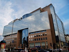 zdjęcie Puławskiej Financial Center