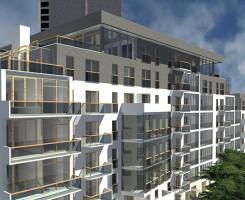 zdjęcie z budowy Capital Towers B2