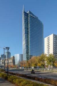 zdjęcie Wieża mBank