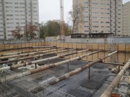 zdjęcie z budowy Apartamenty Przy Agorze 6