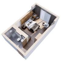 wizualizacje Aparthotel StayInn Apartments