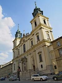 zdjęcie Kościół pw. Św. Krzyża