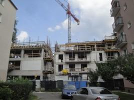 zdjęcie z budowy Białowieska 16
