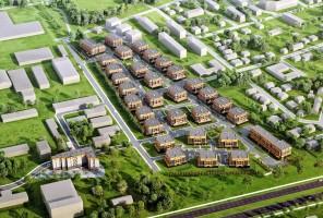 zdjęcie z budowy Bagry Park Apartamenty Inwestycyjne