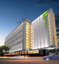 wizualizacje Holiday Inn Warsaw Mokotów