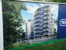zdjęcie z budowy Rezydencja Epika