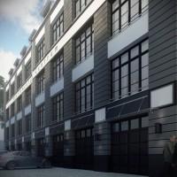zdjęcie z przebudowy Apartamenty Centrum Stawowa