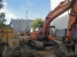 zdjęcie z budowy Kordeckiego 43
