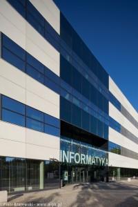 zdjęcie Katedra Informatyki AGH