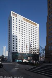 zdjęcie Hotel Hampton by Hilton Warsaw City