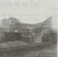 Budowa dworca