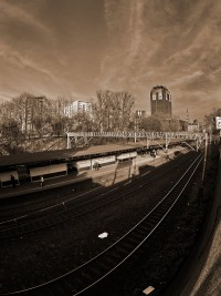 zdjęcie PKP Warszawa Ochota