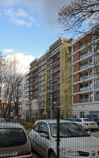 zdjęcie z budowy MINI apartamenty