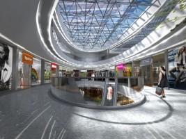 wizualizacje Centrum Zakupów Tarnowskie Góry