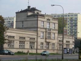 zdjęcie Budynku przy Zajezdni