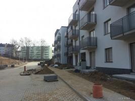 zdjęcie Kusocińskiego - Zespół Zabudowy Wielorodzinnej