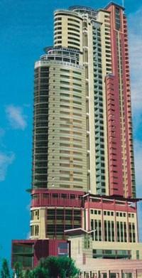 wizualizacje Arkadia Tower