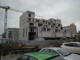 zdjęcie z budowy Wola Gabriela
