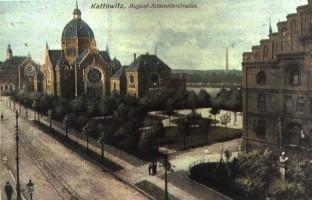 zdjęcie archiwalne Synagoga Wielka