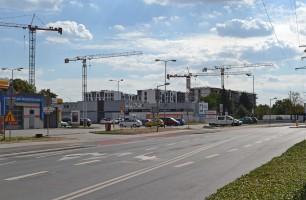 zdjęcie z budowy Dorzecze Legnickiej