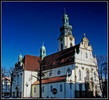 zdjęcie Kościoła parafialnego p.w. Najświętszego Serca