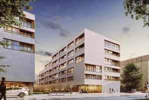 zdjęcie z budowy Apartamenty Niemcewicza 19