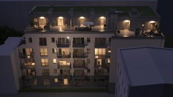 zdjęcie z budowy Osiedle Niedziałkowskiego 25