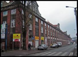 zdjęcie Dawnego Zakładu Przemysłu Skórzanego Kobra