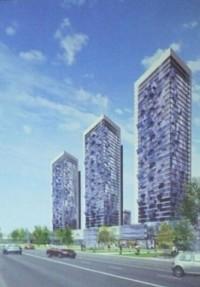 wizualizacje Grupo Prasa Grzybowska Towers