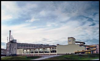 zdjęcie Kompleksu Rehabilitacyjno-Basenowego Perła przy Zespole Szkół Nr 19