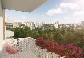 wizualizacje Murapol Apartamenty Piłsudskiego