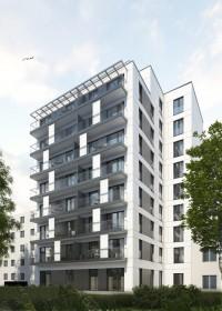 zdjęcie z budowy Złota Chmielna Apartments